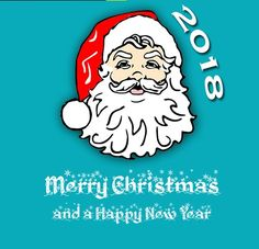 Image for Christmas and New Year 2018 WhatsApp DP  Images