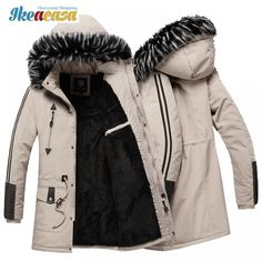 Winter Parkas Thicken Warm Fleece Outwear //Price: $19.05 & FREE Shipping // #glam #skirt #girly