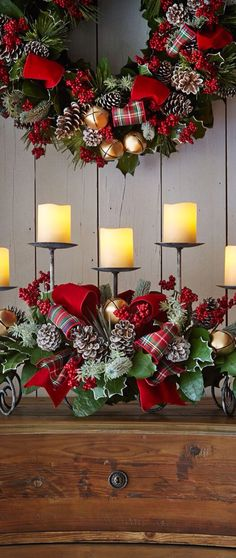 131 Best Christmas Garland Mantel Ideas Images In 2019 Christmas