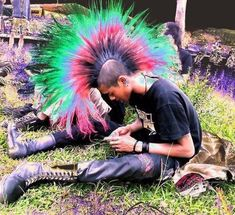 Punk Boy, 80s Punk, Emo, Punk Mohawk, Estilo Punk Rock, Mode Punk, Punks Not Dead, Gothic Metal, Mohawk Hairstyles