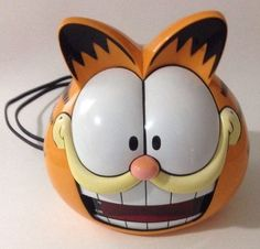 Vintage 1991 Garfield LED Digital Alarm Clock By Sunbeam Works Great   Collectibles, Animation Art & Characters, Animation Characters   eBay!