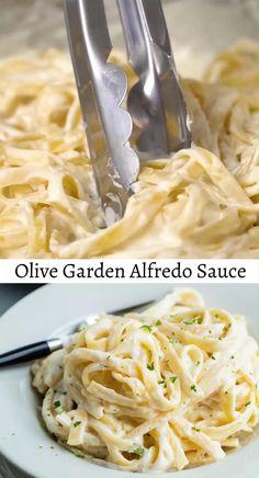Cheesy Recipes, Easy Pasta Recipes, Mexican Food Recipes, Dinner Recipes, Easy Meals, Cooking Recipes, Dinner Ideas, Chicken Recipes, Pasta Alfredo Receta