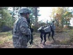 DARPA Building Real Life Terminators Military Robots  #darpa #DARPA #youtube