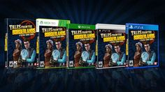 Tales from the Borderlands Disc Version Official Trailer Borderlands Series, Tales From The Borderlands, Love Games, Pc Games, Video Game Trailer, Handsome Jack, Amazon Prime Video, Official Trailer, Call Of Duty