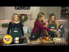 Mee McCormick from The Pinewood Kitchen and Store makes her Cranberry Pecan Skillet Pie during Today in Nashville airing weekdays at on WSMV-TV and stre. Kitchen Store, Skillet, Pecan, Nashville, Pie, Cooking, Torte, Cuisine, Pastel