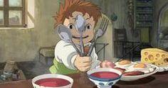 """""""-Amo Howl, ¿Puede quedarse el perro? -La Bruja Calamidad y el perro de Suliman en mi mesa..."""" - Hayao Miyazaki : El Increíble Castillo Vagabundo"""
