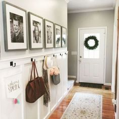 Lovely Spring Mudroom Decorating Ideas 14