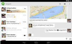 El mejor sustituto a Whatsapp está en tu Android y se llama Hangouts