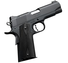 Kimber 1911 Pro Carry II - A favorite of law enforcement professionals for duty and even more popular for concealed carry.