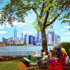 Governors Island, NYC