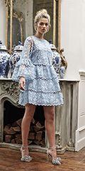 Flora Climber Embroidered Dress