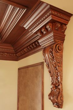 We are designers and manufacturers of high-end custom kitchens and interior woodwork Craftsman Front Doors, Wood Front Doors, Wooden Doors, Single Door Design, Main Door Design, Pooja Room Door Design, Door Design Interior, Wooden Pillars, Room Partition Designs