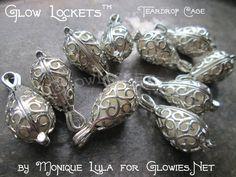 Mermaid Tear Glow Lockets®