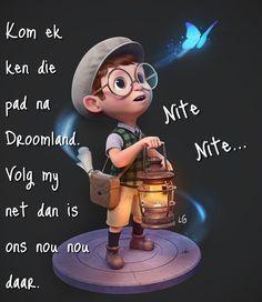 Afrikaans Good Night Greetings, Night Wishes, Good Morning Vietnam, Afrikaanse Quotes, Good Night Blessings, Goeie Nag, Goeie More, Good Night Sweet Dreams, Good Night Quotes