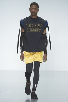 Bobby Abley Men's RTW Spring 2016