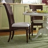 Found it at Wayfair - Coastal Dining Room Woven Side Chair