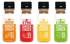 James White Drinks adds new flavours to range of Zinger shots…