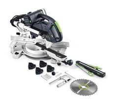 Festool CS70 EB-Set 240 V Coupe Scie Kit
