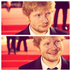 ed, love, never stop smiling (: x