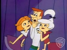 images of the jetsons cartoon - Yahoo! Old Cartoons, Classic Cartoons, Animated Cartoons, The Flying Nun, The Jetsons, Cartoon Tv Shows, Programming For Kids, Hanna Barbera, I Love Lucy