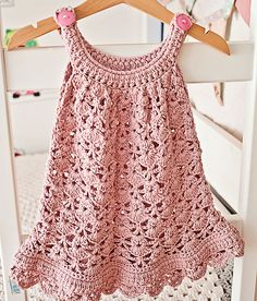 Ravelry: Chantilly Lace Sundress pattern by Mon Petit Violon