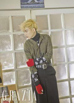 防弾少年団のSUGAがミックステープを公開して、ファンの関心を集中させた。19日公開された「GRAZIA」のグラビアインタビューで、SUGAはミックステープ発表時に使った名前Agust Dについて「… - 韓流・韓国芸能ニュースはKstyle