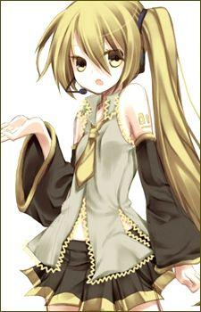 Anime Shoujo: Vocaloid: Akita Neru