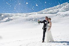 Mount Cooke Wedding. New Zealand