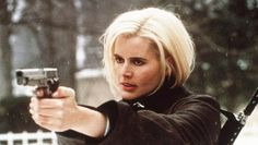 Geena Davis: Commader in Chief, original action heroine and Mensa member!