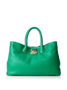 55% OFF HAYVEN Women's Ani Tote, Kelly Green, One Size