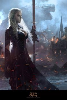 ArtStation - Archsummoner Totalel Advanced, Brad Rigney