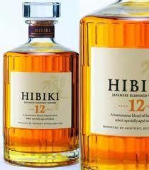 Hibiki 12 blended whisky