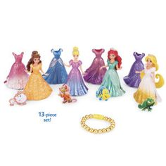 Disney Princess Fairytale Fashions - Educational Toys, Specialty Toys and Games - Creative, Award Winning for Science, Math and More | Young Explorers