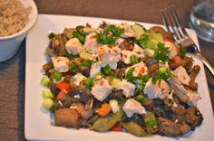 Asian-Inspired Veggie Stew