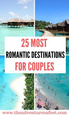 Romantic Weekend Getaways, Romantic Destinations, Romantic Vacations, Romantic Travel, Travel Destinations, Couple Travel, Family Travel, Couple Goals, Best Vacations For Couples