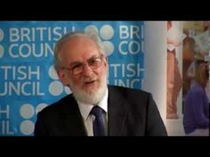 David Crystal - What do you most enjoy about the English language? - YouTube