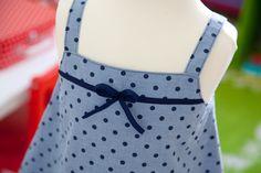 Upcycling - aus Hemd wird Kinderkleid I Pattydoo