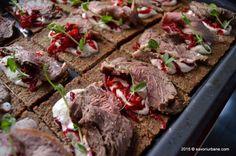 Roast Beef, Carne, Food, Side Dishes, Entrees, Salads, Honey, Cream, Essen