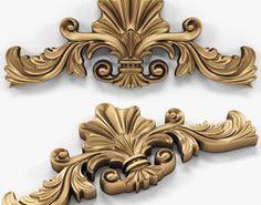 3D basrelief cartouches 01 Architecture, Models, Sofas, Arquitetura, Templates, Couches, Couch, Architecture Illustrations, Lounge Suites