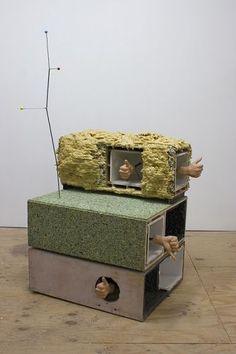Brooklyn artist Nick Van Woert.