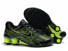 best sneakers a4754 5abfc Our online shop offers you a wide choice of designs Nike Shox 2012 Turbo 12  Men Green Black,Nike Shox Turbo 12 Men With Genuine Quality