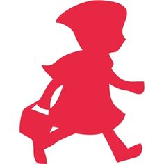 Silhouette Design Store: little red riding hood
