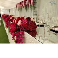 Draping at Allely Estate in Kumeu, love decorating this venue! Wall Drapes, Table Centerpieces, Centrepieces, Wedding Draping, Vintage Chalkboard, Rose Garland, Banquet Tables, Event Styling, Fairy Lights