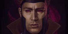 Gambit (Channing Tatum) fan art