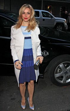The Vogue, stylish and Sex Rachel McAdams ...Swish lips...