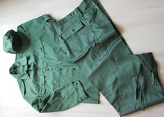 Hungarian M1965 92 Em Training Uniform Size M | eBay