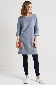 #SeasaltComfortAndJoy Still Life Tunic