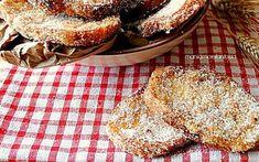 Pane fritto con lo zucchero | ricette siciliane
