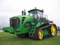 Stevens Implement Co. - John Deere 9630T