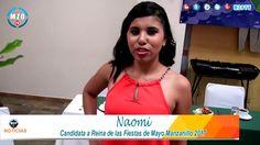 Naomi Sexy candidata a Reina de las Fiestas de Mayo Manzanillo 2017